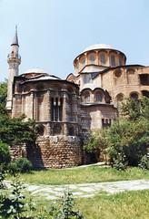 1997.06 TURQUIE - ISTAMBUL - Sainte Sauveur in Chora