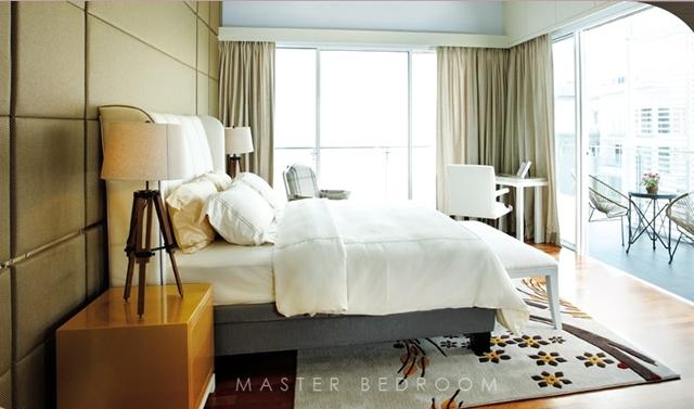 The Effingham Master Bedroom