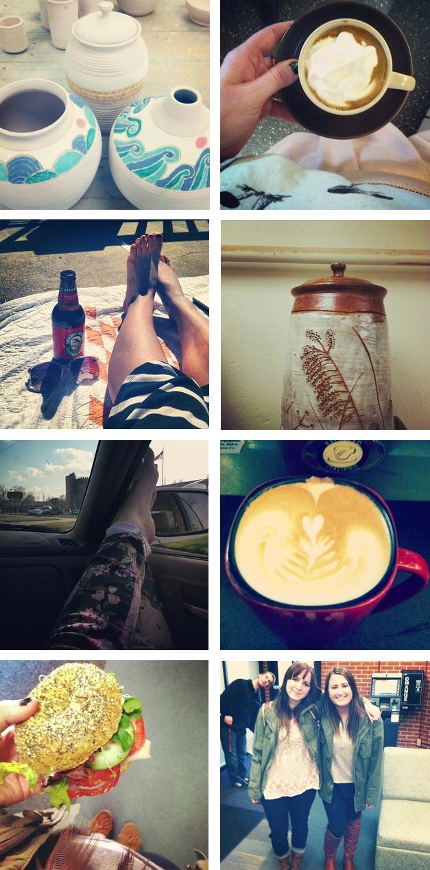 Our weeks in instagrams