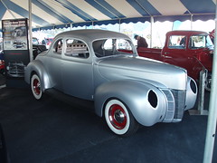 """new"" 1940 Ford coupe"