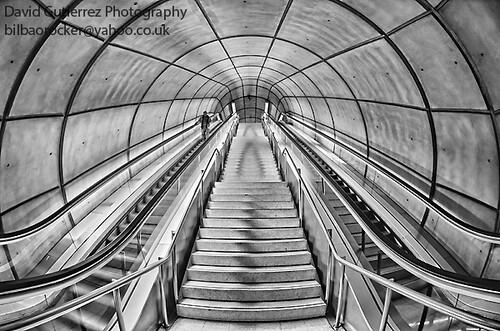 Alone Underground by david gutierrez [ www.davidgutierrez.co.uk ]