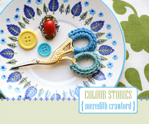 colour stories : Meredith Crawford | Emma Lamb