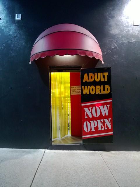 Header of Adult World