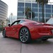 NEW 2014 Porsche Cayman S 981 FIRST PICS in Beverly Hills 90210 Guards Red 1198