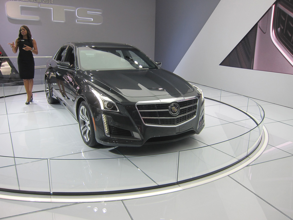 All New 2014 Cadillac CTS