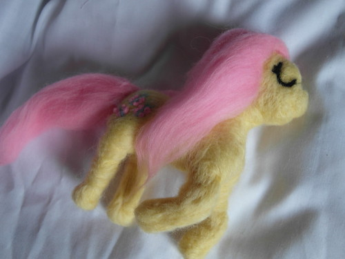 Sleeping Fluttershy