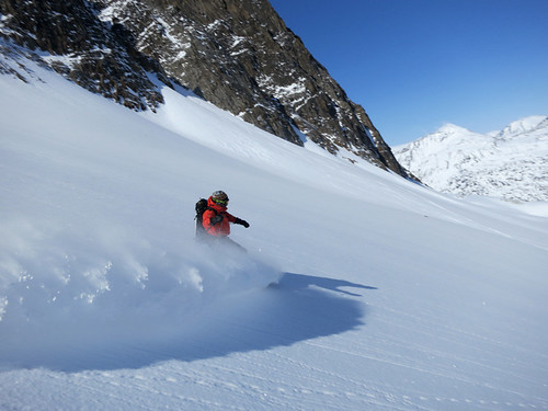 Plane access ski and splitboard touring in Wrangell St Elias National Park Alaska with Wild Alpine Guides