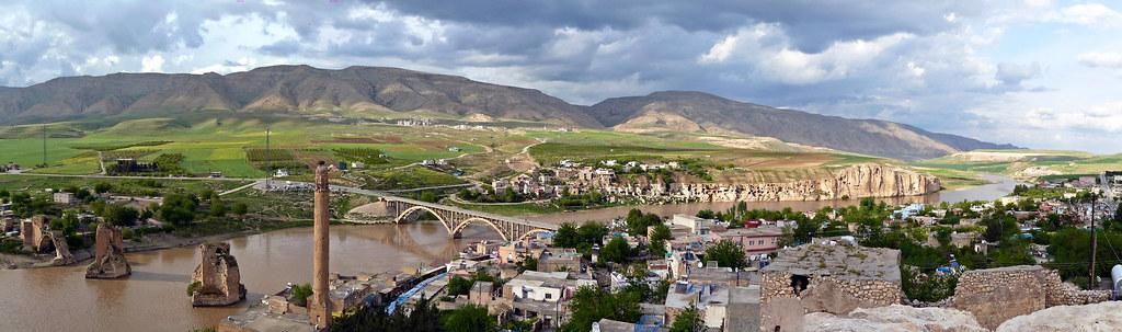 Hasankeyf, Batman Province, Turkey. Enjoy it while it lasts.