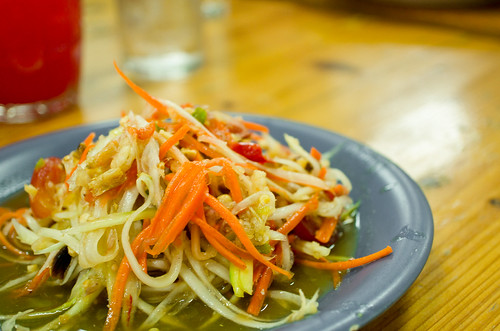ส้มตำ Somtam: ผัดไทย คุณไกร