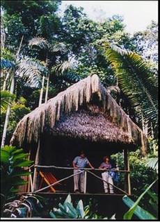 查拉瀾生態旅館