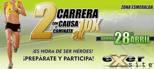 2a Carrera Exersite