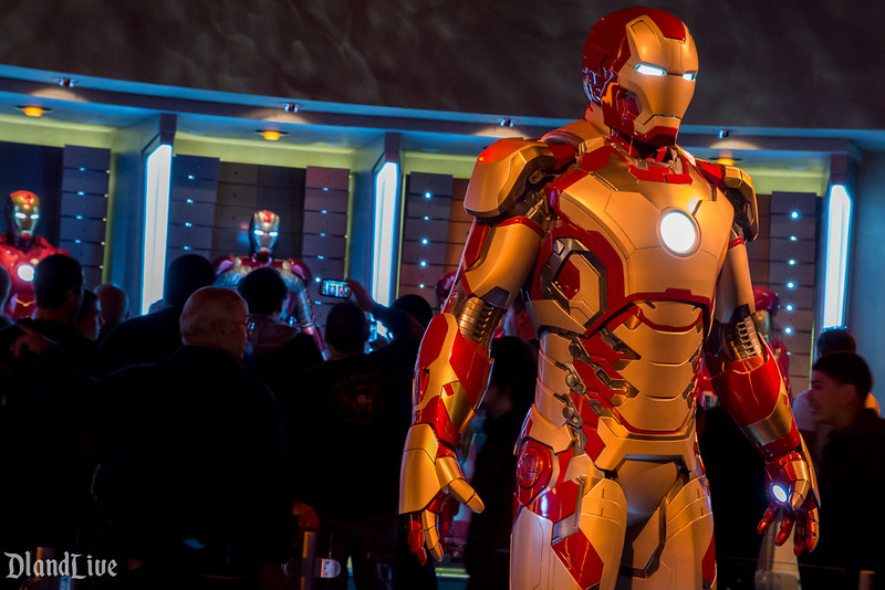 Iron Man Tech Presented by Stark Industries