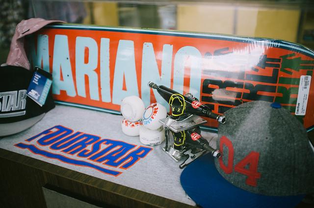 mariano display