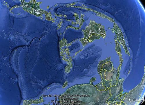 顛倒的東南亞