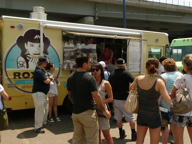 roxy's food truck