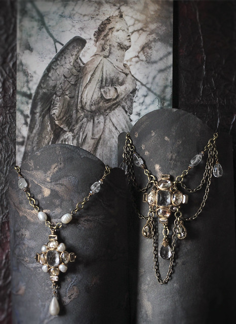 Jewellery + photographic art work