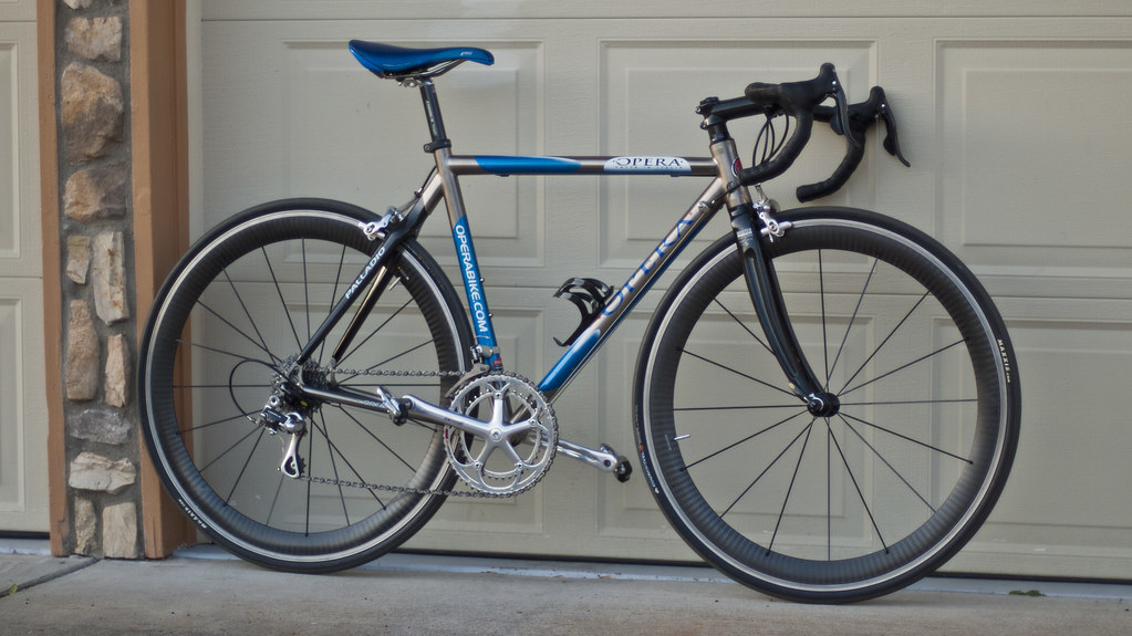 Post Your Titaniums - Page 82 - Bike Forums
