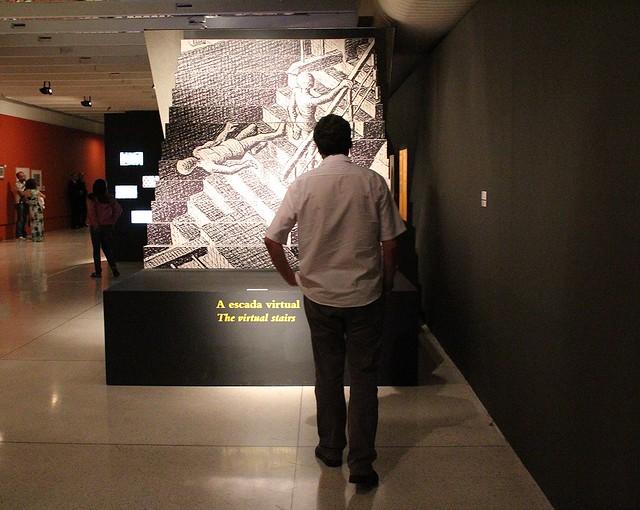 Escher - no Mon em Curitiba
