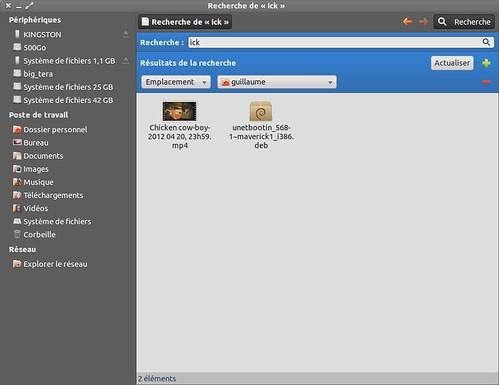 Fichiers trouver et remplacer sous Linux
