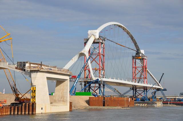 De stadsbrug