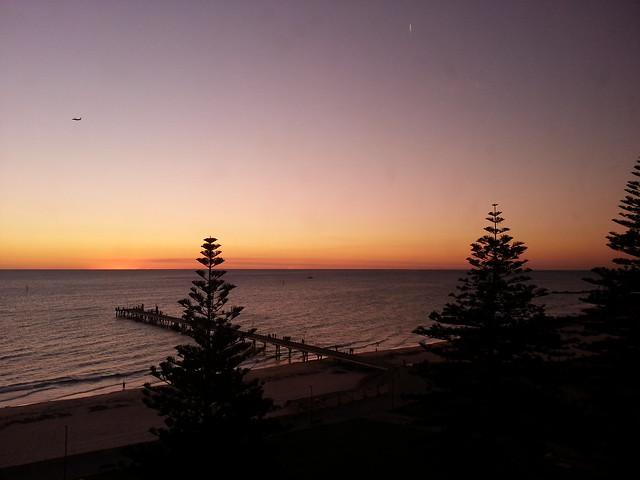 Sunset - Glenelg South Australia