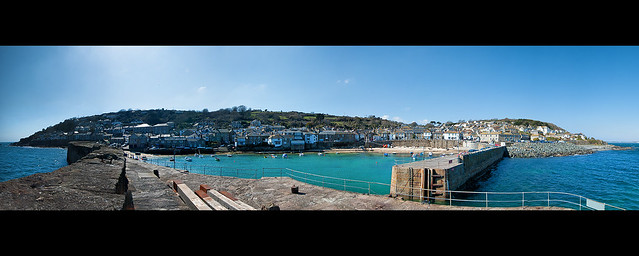 Mousehole Pano 2