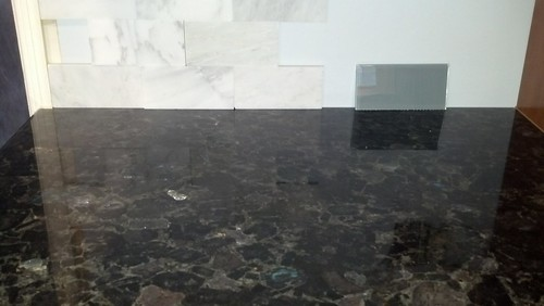 marble backsplash 2
