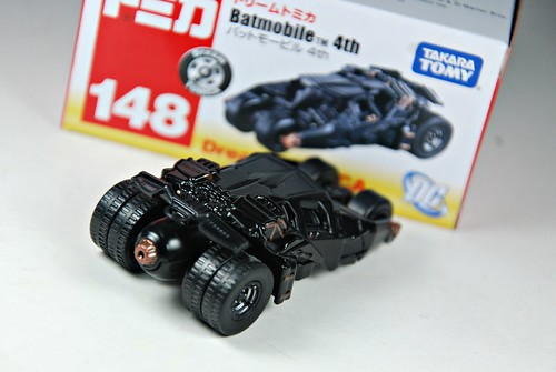 Dream TOMICA #148 Tumbler Batmobile