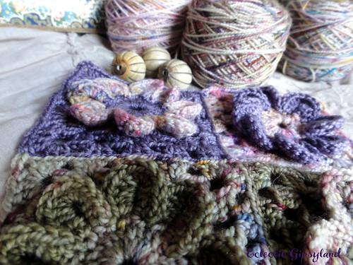 Cours de Crochet chez l' Oisivethé