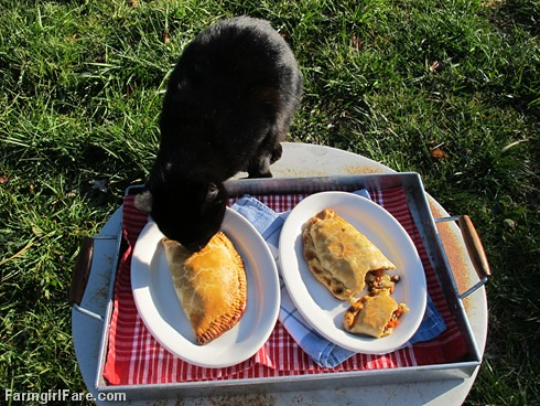 Everybody loves Jamie Oliver's Traditional Cornish Pasties - FarmgirlFare.com
