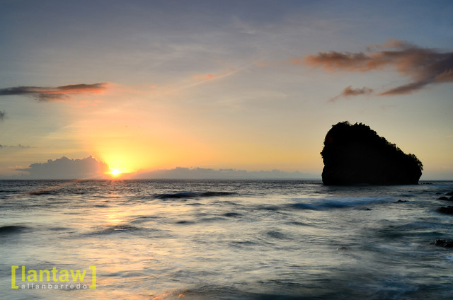 Pulong Bato (Rock Island)