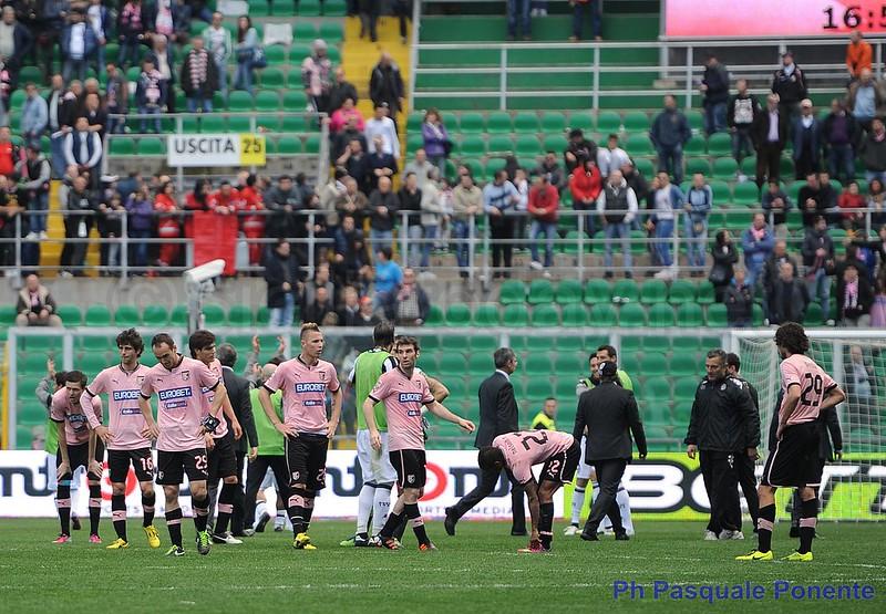 Palermo, amaro 2-3 con l'Udinese$