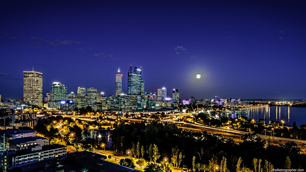 Reasons to visit Perth