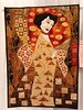 Klimt inspired Art Quilt @ Best of the valley