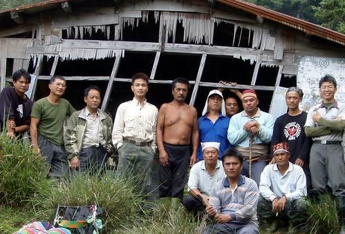 延平林道資源調查隊。(圖片來源:林務局)
