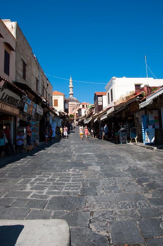 Calle Sócrates