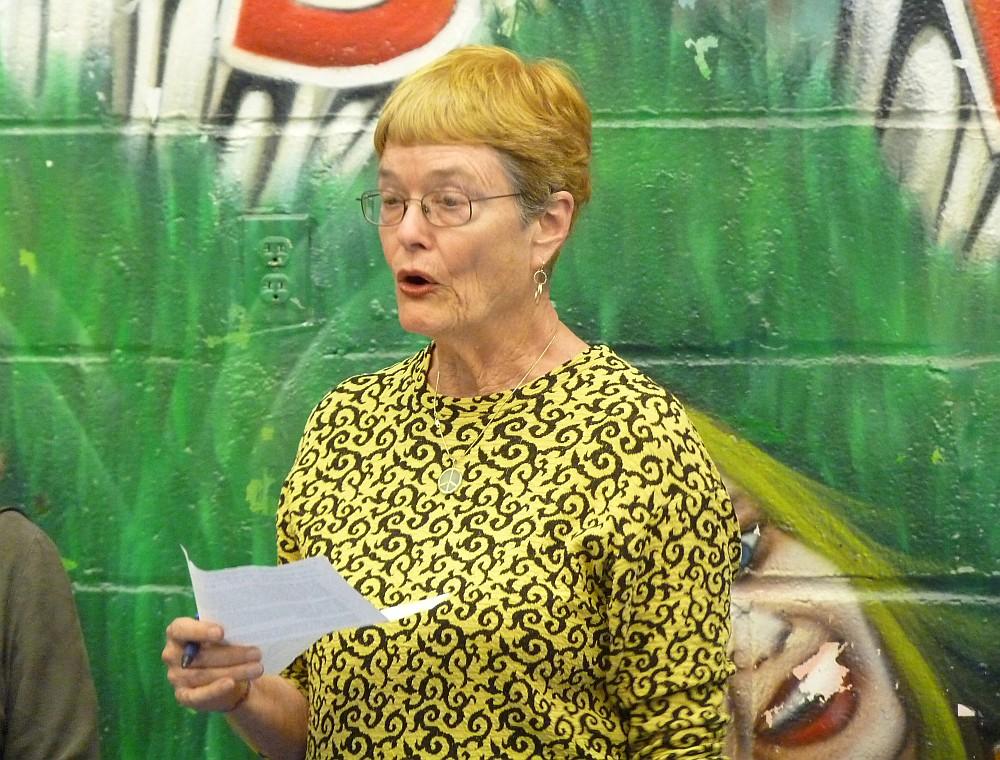 Kathy Von Hartz