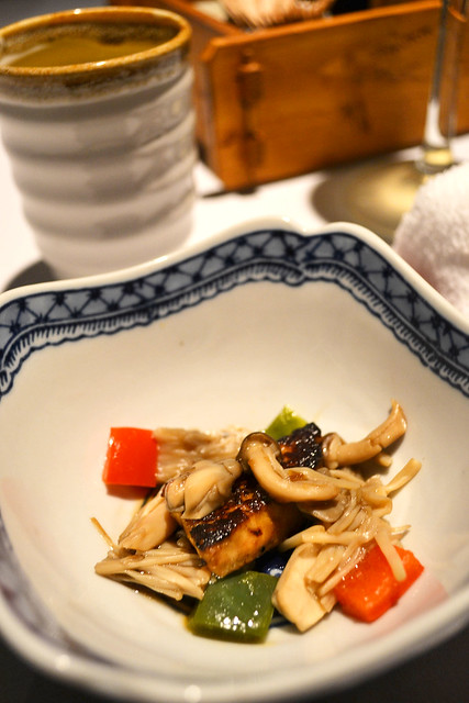 Sautéed Vegetables, Hachi, Mohamed Sultan
