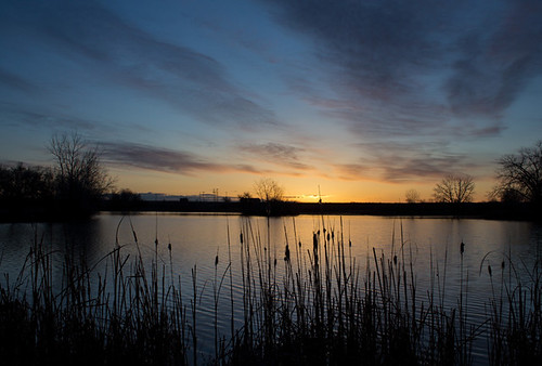 Dawn on the Pond by jim.colleran