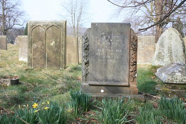 Grave of John & Elizabeth Spooner