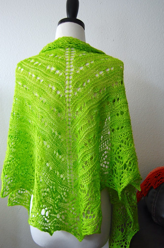 June KAL Kit Shawl