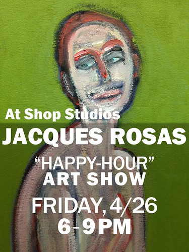 Happy Hour Art Show!