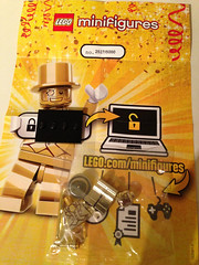 Mr Gold found in the UK