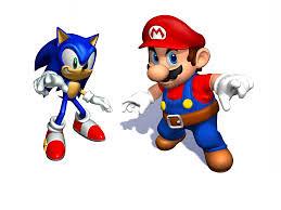 Sonic i świat Mario