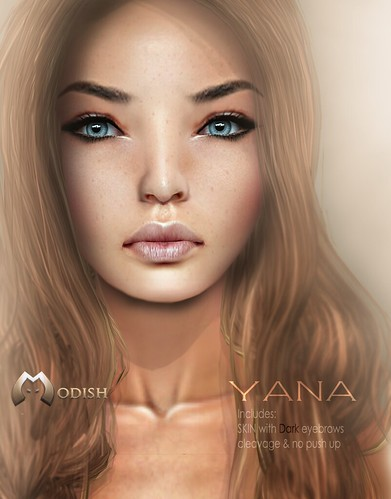 ::Modish:: Yana-Skin_poster by ::Modish::