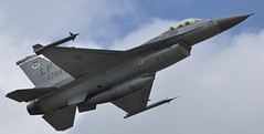 aviation, airplane, vehicle, general dynamics f-16 fighting falcon, fighter aircraft, jet aircraft, air force,
