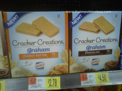Lance Graham Cracker Creations