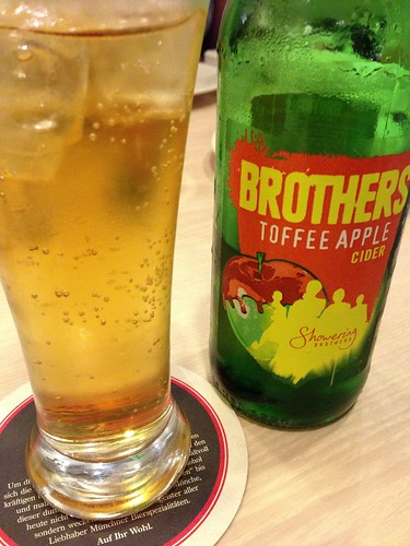 Brothers Toffee Apple Cider at MEDZS