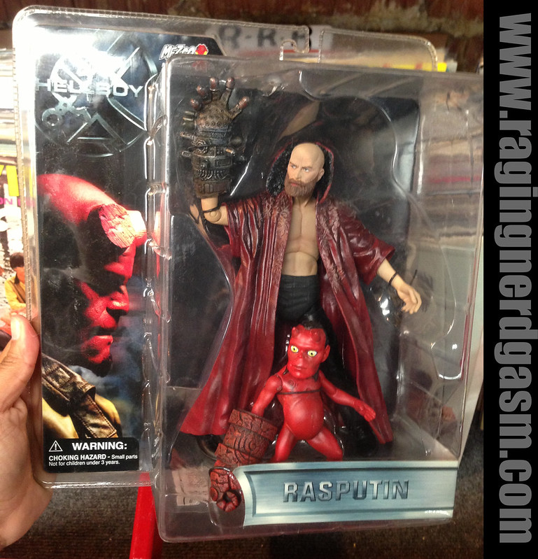 Mezcon Hellboy Movie Rasputon