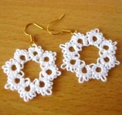 pierced earring_W